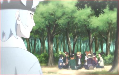 アニメBORUTO第80話、ボルトは、大きくて、明るくて、眩しい…