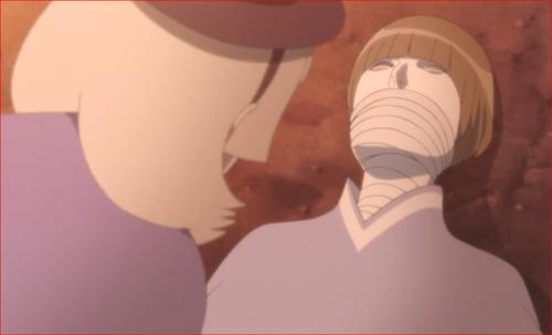 アニメBORUTO第80話、一触即発の雰囲気に待ったをかけるセキエイ