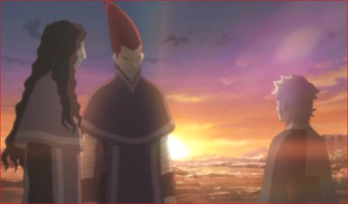 アニメBORUTO第80話、何故コイツを拘束していないんだ?