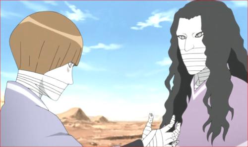 アニメBORUTO第80話、妙な気は起こすなよ