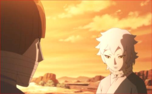 アニメBORUTO第80話、遠くにある、ボクの太陽、