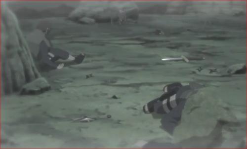 アニメBORUTO81話、倒された木ノ葉の上忍たち