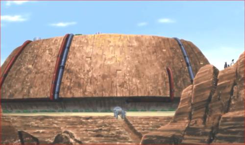 アニメBORUTO82話、いよいよ岩隠れに潜入だ