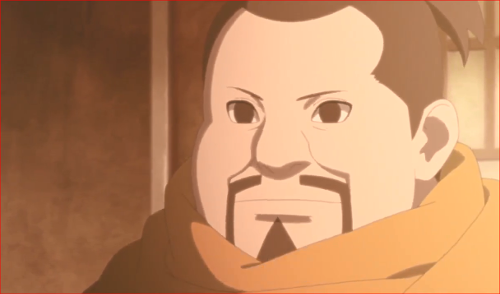 アニメBORUTO82話、ここはオオノキ様に協力してもらうのが…