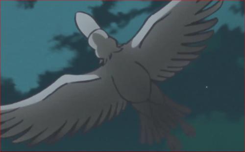 BORUTO79話、超獣戯画の大鳥