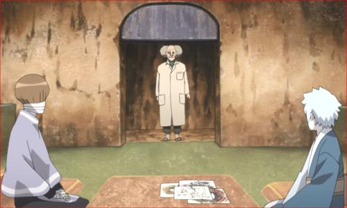 BORUTO84話、セキエイの部屋に現れたドクター