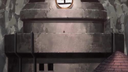 Boruto 85_旧土影屋敷に立つ空