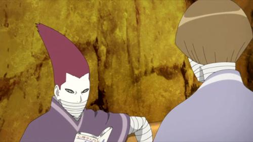 boruto84.カコウに本を貸してと言うセキエイ