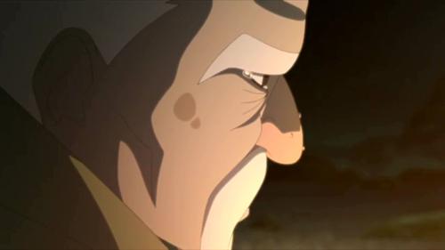 boruto84.涙を浮かべるオオノキ