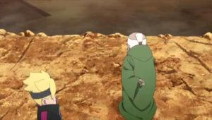 boruto_87.穴の底で斃れるカコウを見るオオノキ