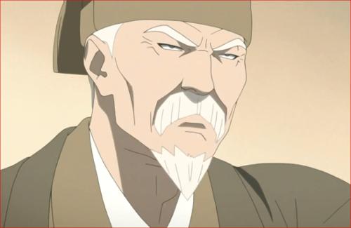 ボルト登場人物、奈良エンチュウ
