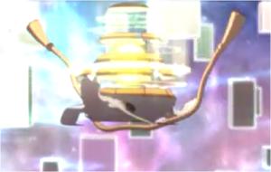 アニメBORUTO128話、古代カメのタイムマシン