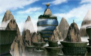 アニメBORUTO&NARUTO、雷の国