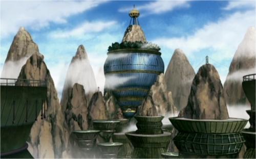アニメBORUTO&NARUTO、雷の国・雲隠れの里