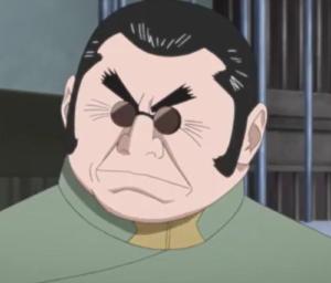 アニメBORUTO登場人物、鬼灯城看守長・ベンガ