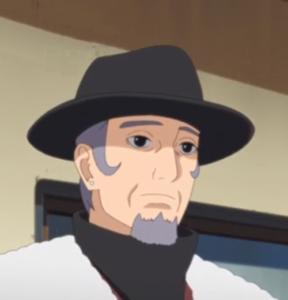 アニメBORUTO登場人物、まどかイッキュウ