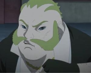アニメBORUTO登場人物、貉強盗団統領・ショジョジ