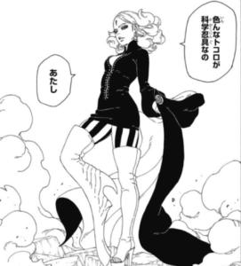 アニメBORUTO登場人物、デルタ