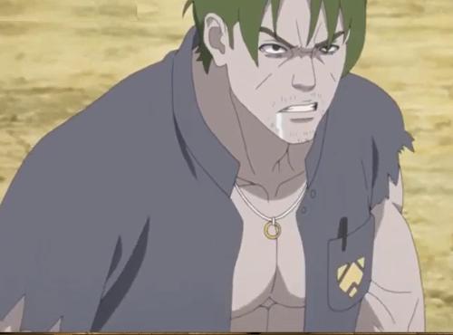 アニメBORUTO登場人物、柱間細胞に侵されたアナト