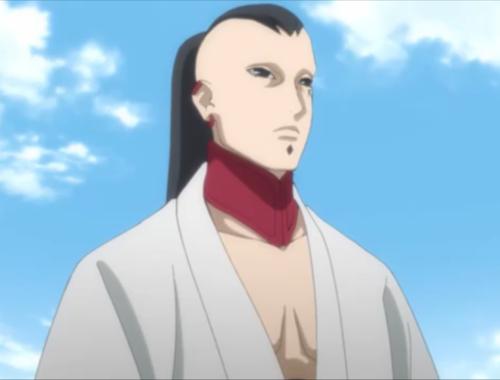 アニメBORUTO登場人物、ジゲン画像