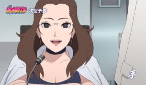 アニメBORUTO183話、アイキャッチ画像、犬塚アキタ
