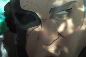 アニメBORUTO185話、アイキャッチ画像、殻のアウター・青