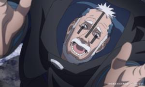 アニメBORUTO206話、アイキャッチ画像、ボロ